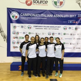Allg. Italienmeisterschaft 2017 in Mailand